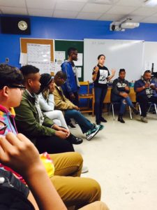 On Wednesday, 11.16, CG students leading the change we so desperately need during today's Mix It Up Day at Common Ground ... facilitating and co-facilitating workshops on being bilingual, Islam NO phobia, gender equality, misrepresentation of marginalized communities, creating change, staying woke, and more.